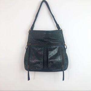 The Sak • Genuine Leather Hobo Bag